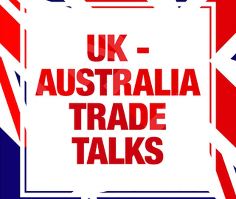 uk australia trade talks